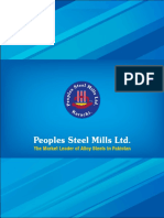 Peoples Steel Mills Ltd