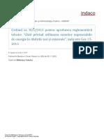 Ordinul nr. 825-2015