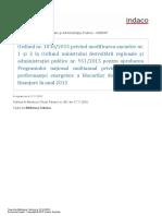 Ordinul nr. 1036-2015
