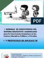 Protocolo para la Promoción de la Cultura de Paz