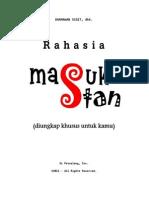 e-book Rahasia Masuk STAN