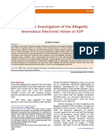 A Two-Year Investigation of the Allegedly Anomalous Electronic Voices or EVP.pdf