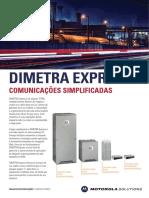 dimetra_express_specification_sheet_PT_0919