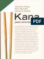 Kana Para Recordar Part. I