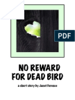 No Reward for Dead Bird