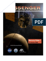 MESSENGER Mercury Flyby 1 Press Kit