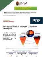 Principios de Petrología y Minerales de Arcilla
