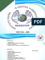 Modelo de Slide _2020 - ISGECOF MOCUBA.ppt