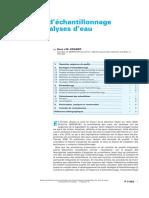 p3852 Stratégies d'échantillonnage