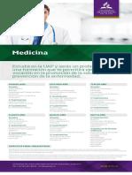 Plan de estudios - Medicina