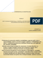 Etica Si Deontologie - Referat