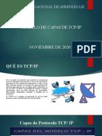 Modelo Capas - TCP - IP