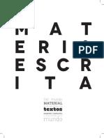 Materia Escrita 1