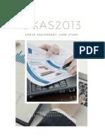 01-A201 BKAS2013 Case Study Guideline  Rubrics (1).docx