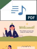 Music Teaching Strategies