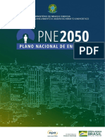 Relatório Final do Plano Nacional de Energia 2050 – PNE 2050