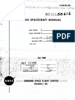 OSO Spacecraft Manual