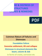 Failure Distress of Structures 02