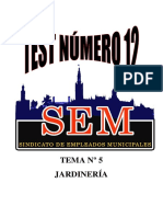 TEST JARDINERIA Nº12 FIGURAS