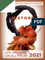 Stanford University Press | History 2021