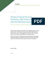 Windows Azure SI White Paper