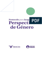 Protocolo para juzgar con perspectiva de género (191120)