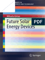 (SpringerBriefs in applied sciences and technology) Girtan, Mihaela - Future solar energy devices-Springer (2018)