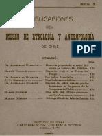 Martín Gusinde- Segunda expedición a la tierra del fuego