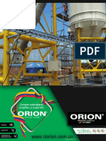 BROCHURE ORION INDUSTRIAL SERVICES 2020