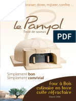 Documentation commerciale Le Panyol - Gamme fours a bois domestiques (1).pdf