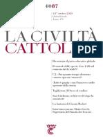 La Civilt,Cattolica N4087 3 Ottobre 2020