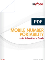 Mobile Number Portability - An Advertiser's Guide
