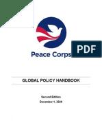 Volunteer Handbook  | 2020 December