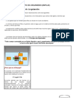 APUNTES DE PRINCIPIO DE ARQUIMEDES