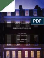 Ecosistema del arte- proyecto final - Delfina Foundation - Fresia y Fiorella