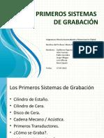 Los Primeros Sistemas de Grabacion Mezcla Automatizada y Masterizacion Digital