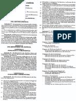 DECRETO LEY N° 25993 Ley Orgánica del Sector Justicia - 21 DIC 1992. 5 págs. Buscador activado.