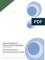 Informe disertacion Psicologia Laboral