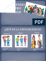 EDUCACIÓN ADOLESCENTE
