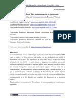 12. seminario. Incompatibilidad Rh e isoinmunización en la gestante