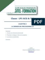 MO_CHAPITRE 2_LA DEMARCHE PREVISIONNELLE