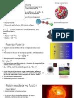 Clase 21 - Modelos Atómicos y potencia nuclear
