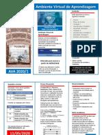 2020-1 - Coordenação Curso - AVA Folheto