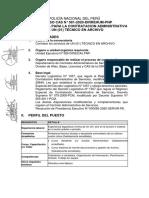 11748doc_31. CONV 581 TECNICO EN ARCHIVO