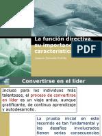 [PD] Presentaciones - Funcion directiva1