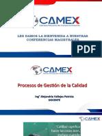 PROCESOS PARA LA GESTIÓN DE LA CALIDAD.ppt