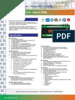 InTek UC-504G RTU+ Brochure R5