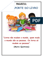 PROJETO PASSAPORTE DO LIVRO
