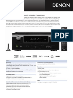 Yamaha Receiver HTR-4066 Owner's Manual | Hdmi | Electrical Connector