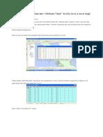 Cara memindahkan Data dari Arc Gis ke Excel.docx